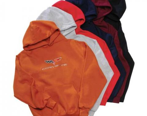 Corvette C6 Hooded Sweatshirt