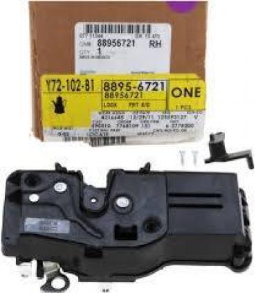 Corvette Door Lock/Actuator, Right, 2005-2013