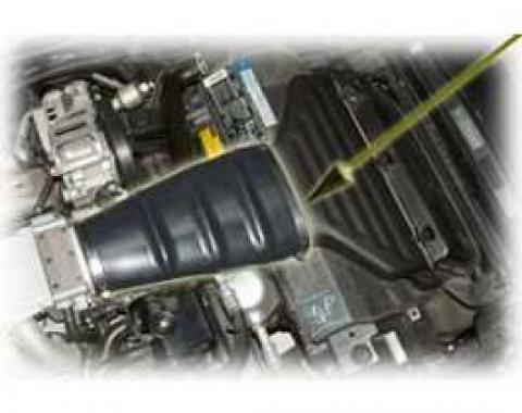 Corvette Induction Power Coupler, 1990-1993