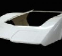 Corvette Door To Door Front End, Stock Design, 1980-1982