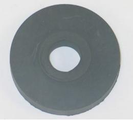 Corvette Side Exhaust Pipe Insulator Rear Rubber Donut, 1963-1969