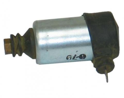 Corvette Carburetor Idle Stop Solenoid, 1968-1970