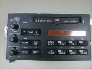 Corvette Radio, Remanufactured, 1994-1996
