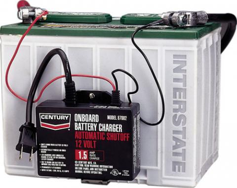 Corvette Onboard Automatic Battery Charger