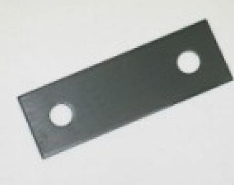 Corvette Inner Fender Skirt Reinforcement Plate, 1968-1982