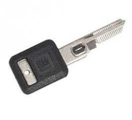Corvette Ignition Key, With VATS Code 12, 1986-1996