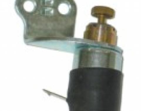 Corvette Carburetor Idle Stop Solenoid, L82, 1977-1980