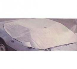Corvette Convertible Cover, Top Hat, 1986-1996