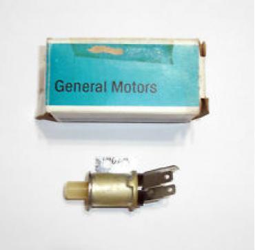Corvette Heater Box Switch, Electric Shutoff, 1963-1967