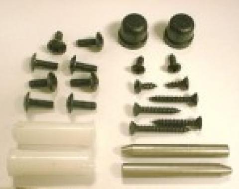Corvette T-Top Repair Kit, 1978-1982