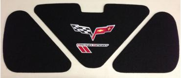 Corvette Trunk Liner, with C6 Grand Sport Logo, 2005-2013
