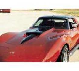 Corvette Hood, Stinger Style, 1977-1981