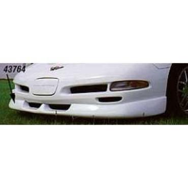 Corvette Front Spoiler, C5 Race Inspired, John Greenwood Design, 1997-2004