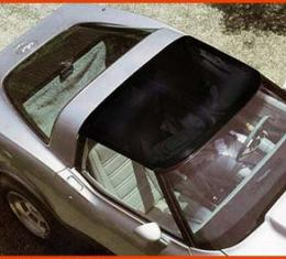 Corvette Roof Panel, Smoke Bronze Acrylic, 1-Piece, 1968-1982