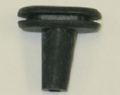 Corvette Hood Release Cable Firewall Grommet, 1977-1982