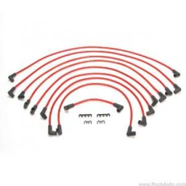 Corvette Spark Plug Wires, Delphi, 1998-1999
