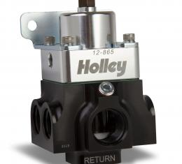 Holley EFI VR Series Carbureted Fuel Pressure Regulator 12-865