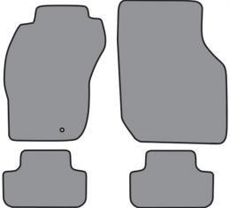 ACC 1995-1999 Mitsubishi Eclipse Coupe Floor Mat 4pc (FM65 FM65R) Cutpile