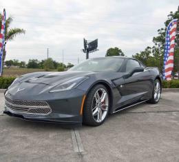 American Car Craft 2005-2013 Chevrolet Corvette Grille Front Retro Matrix Series 3pc 052072
