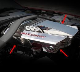 American Car Craft 2012-2015 Chevrolet Camaro Engine Shroud Cover 103058