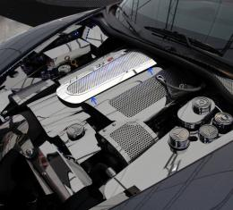 American Car Craft Plenum Cover Perforated Low Prof Only w/ ,043051, 043052, 043053 043055