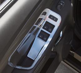 American Car Craft 2011-2015 Chevrolet Camaro Door Handle Pull/Switch Deluxe Trim Plates Convertible 101046