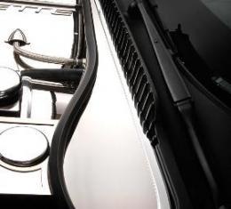 American Car Craft Wiper Cowl Polished 2pc 033012