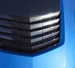 American Car Craft 2014-2017 Chevrolet Corvette Hood Vent Grille Laser Mesh 053012