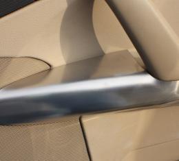 American Car Craft 2005-2013 Chevrolet Corvette Knee Guard Satin Set 2pc 041024