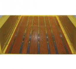 Chevy Truck Bed Strips, 103, Polished, Stainless Steel, Long, Fleet Side, 1969-1972