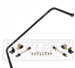 Chevy Or GMC Truck Rear Sway Bar, 1-1/8, For Coil Spring Rear Only, 1963-1972