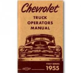 Chevy Truck Owner's Manual, 1955 (First Series)