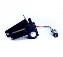 Chevy & GMC Truck Electric Wiper Motor, Replacement, With Delay Switch, 1947-1953