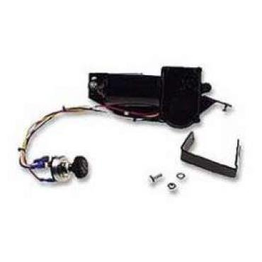 Chevy Truck Windshield Wiper Motor Conversion Kit, Electric, 1958-1959