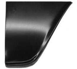 Chevy Truck Front Fender Lower Repair Panel, Rear, Right, 1960-1966