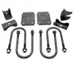 Chevy Truck Rear End Conversion Kit, 1955-1959
