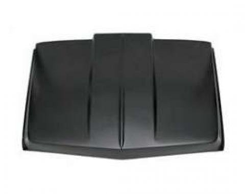 Chevy Or GMC Truck Cowl Induction Hood, 2, 1969-1972