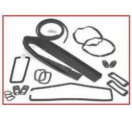 Chevy Truck Paint Seal Gasket Kit, 1952-1953