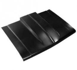 Chevy Or GMC Truck Cowl Induction Hood, 2 1981-1991