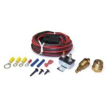 Chevy Truck Electric Fan Relay & Thermostat Kit