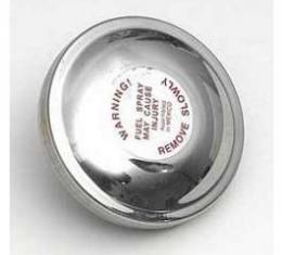 Chevy Truck Gas Cap, Non Vented, 1971-1972 All With EEC, 1973-1978 Step Side