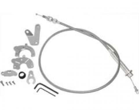 Chevy Truck TV Cable Kit, LS, 1947-1987