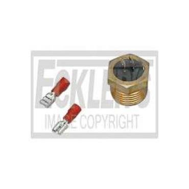 Chevy & GMC Truck Electric Cooling Fan Temperature Sending Switch, 1947-1972