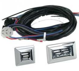 Chevy Truck Power Window Switch Kit