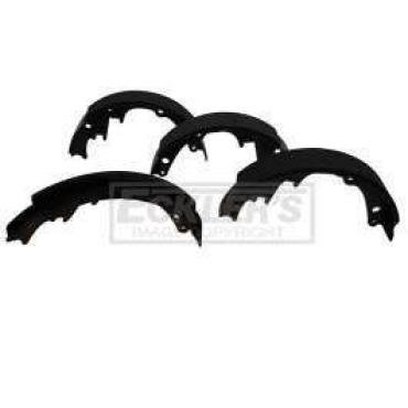 Chevy Truck Brake Shoes, Rear, 2-3/4, 1978-1987