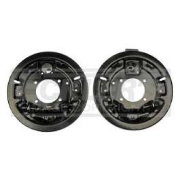 Chevy & GMC Truck Backing Plates, Drum Brakes, C/K1500, With 10x2.25 Brakes, 1988-1999