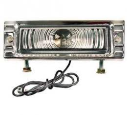 Chevy Truck Parking Light Assembly, Clear, 6 Volt, 1947-1953