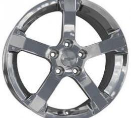 Chevy Equinox OEM Chevrolet Polished 17X7 Wheel