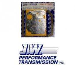 Chevy Truck & GMC TH350 Street Action Transmission Shift Improver Kit, JW Performance, 1955-1987
