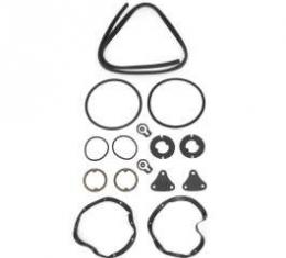 Chevy Truck Paint Seal Gasket Kit, 1955-1957